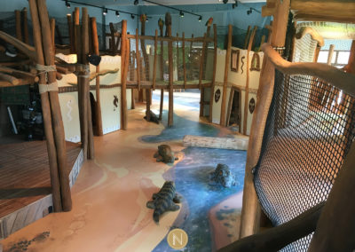 Ranger basecamp play area Safari Resort Beekse Bergen